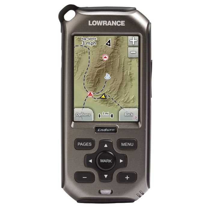 Lowrance Endura Safari 000-0125-39 2.7