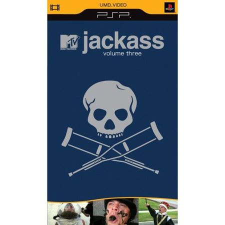 Sony Jackass Volume 3 - UMD Movie