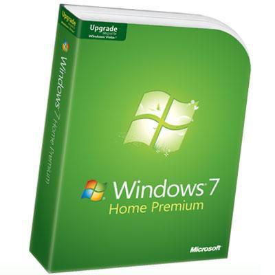 Microsoft Windows 7 Home Premium Upgrade Microsoft