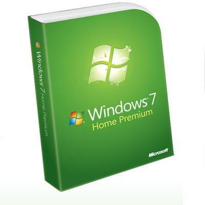 Microsoft Windows 7 Home Premium Full Microsoft