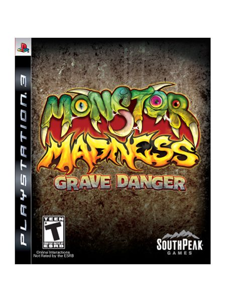 Southpeak Monster Madness: Grave Danger