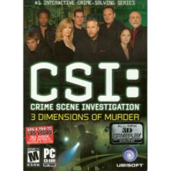 CSI: 3 Dimensions of Murder                                                                                                      at mygofer.com