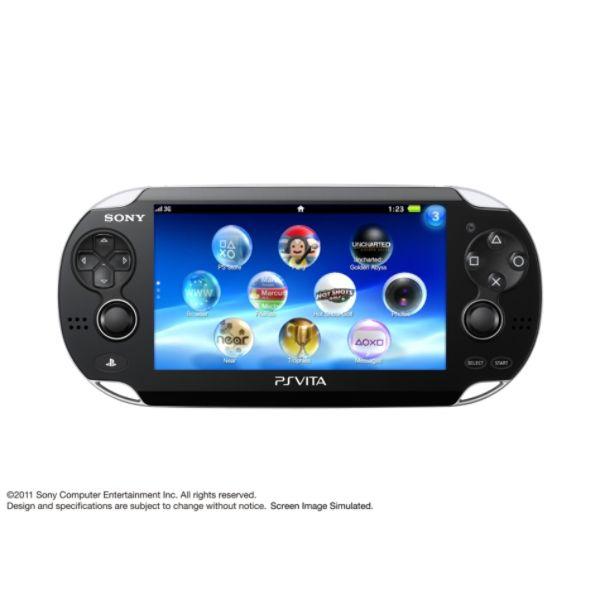 Sony PlayStation®Vita System (Wi-Fi System)