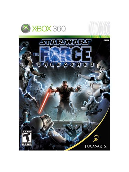 Lucas Arts Star Wars: Force Unleashed for Xbox 360