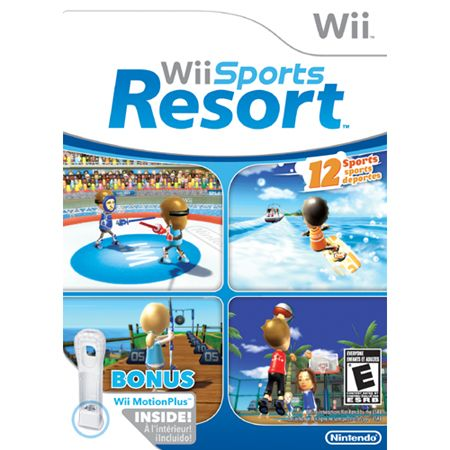 Nintendo Wii Sports Resort Video Game Nintendo