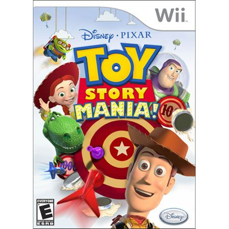 Disney Interactive Toy Story Mania