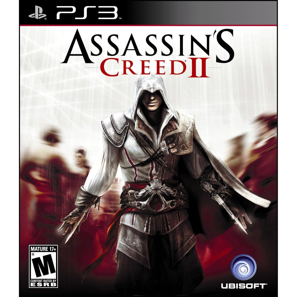 Ubisoft PS3, Assassins Creed II