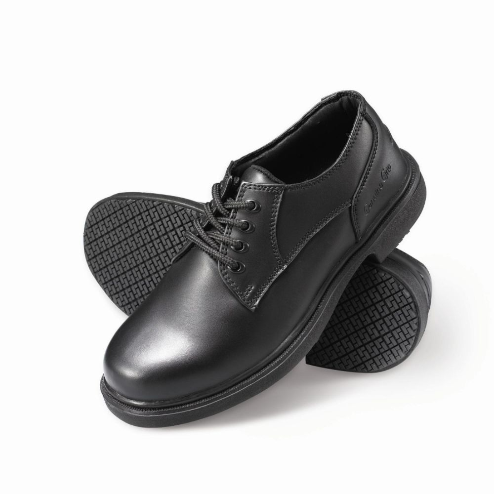 Original Shoes For Crews Mary Jane Black Women S Slip Resistant Dress Shoes