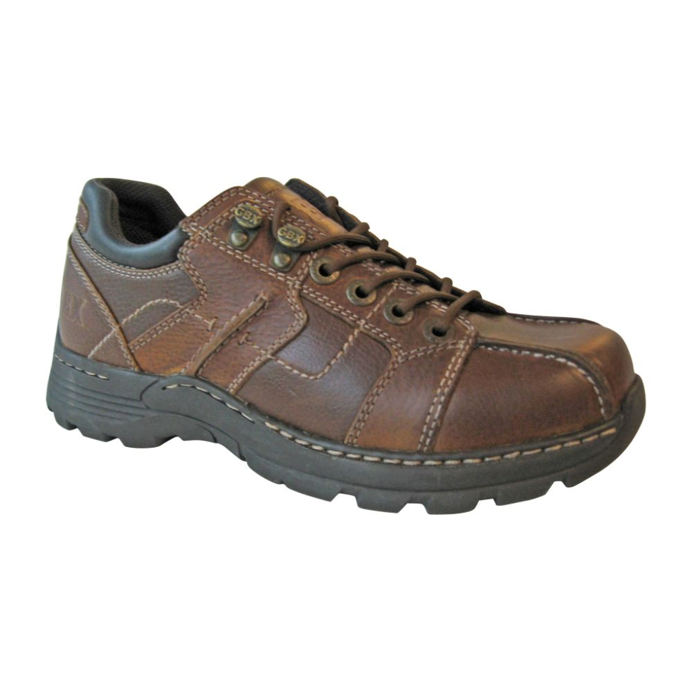 gbx s billiard casual work shoe browngbx 06742456000
