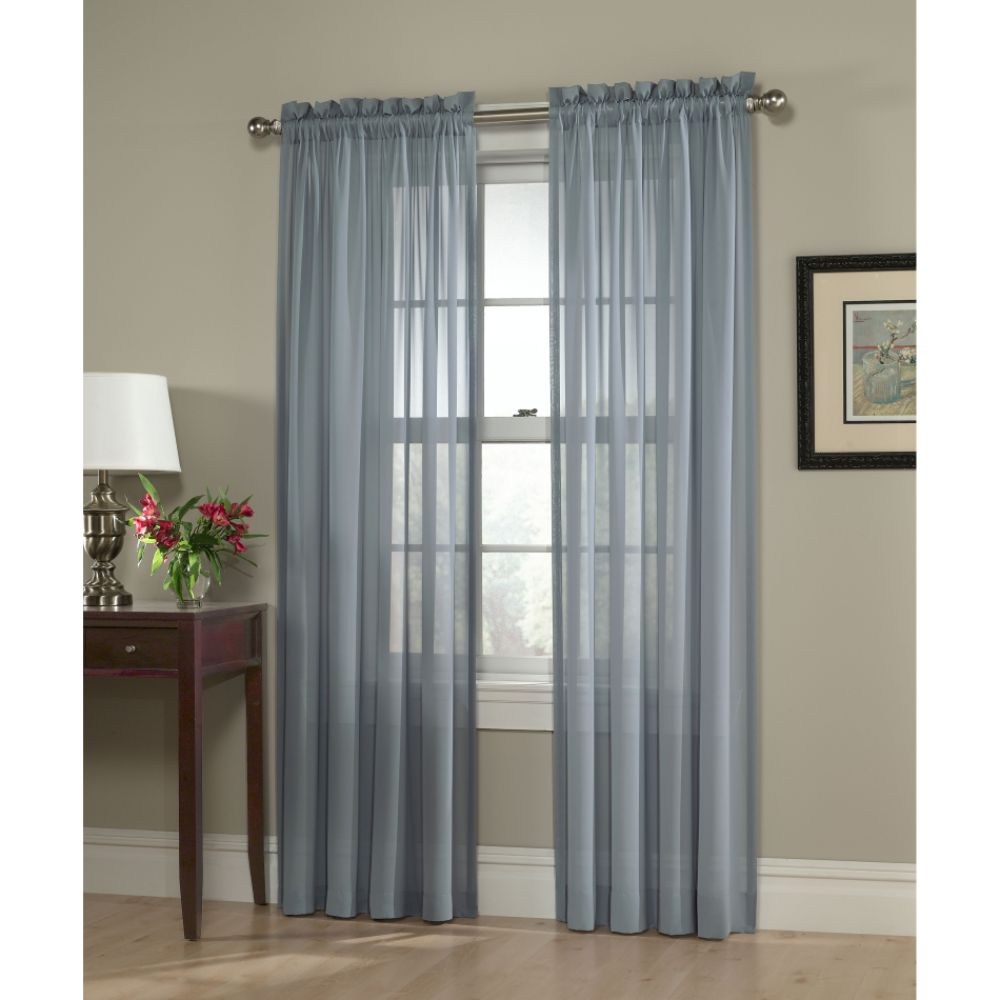Kent Grommet Window Panel- Eclipse Curtains for $15.99 + Pick Up