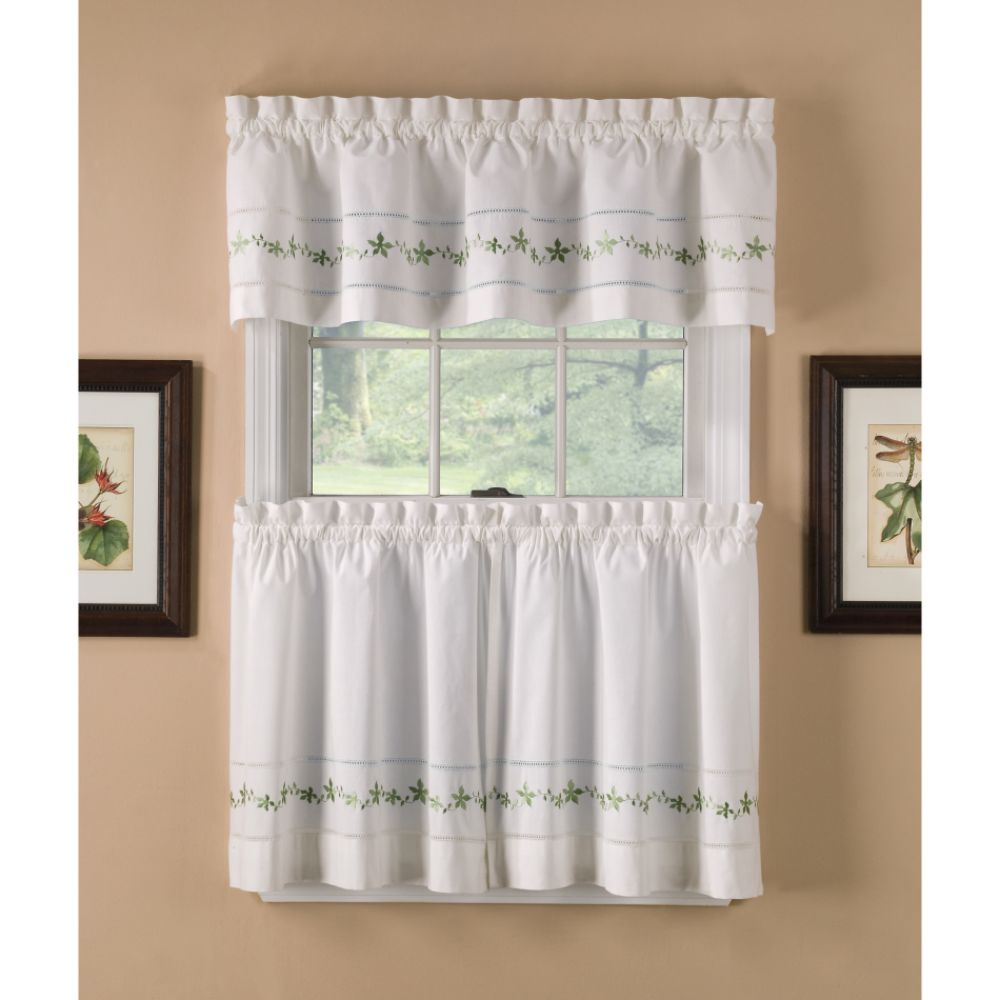 Kitchen Curtains  Tiers amp Swags  Swags Galore  Kitchen