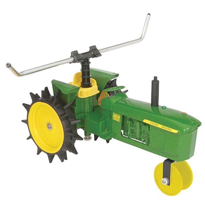 Orbit Lawn Sprinkler Tractor Parts : Design of sprinkler system for football fields