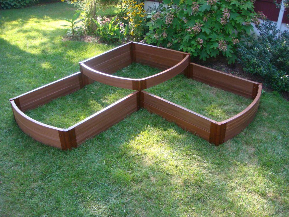 raised bed garden soil depth 1