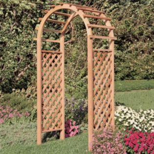 Rustic Garden Decor And Trellises Photograph Lattice A