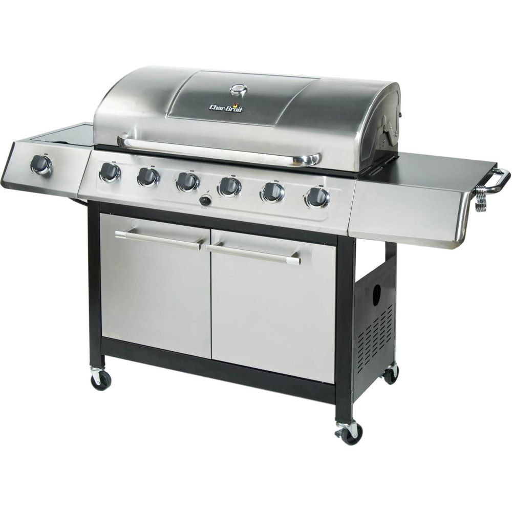 The Charcoal Char Broil Grill - The Fire Pit and Grilling Guru