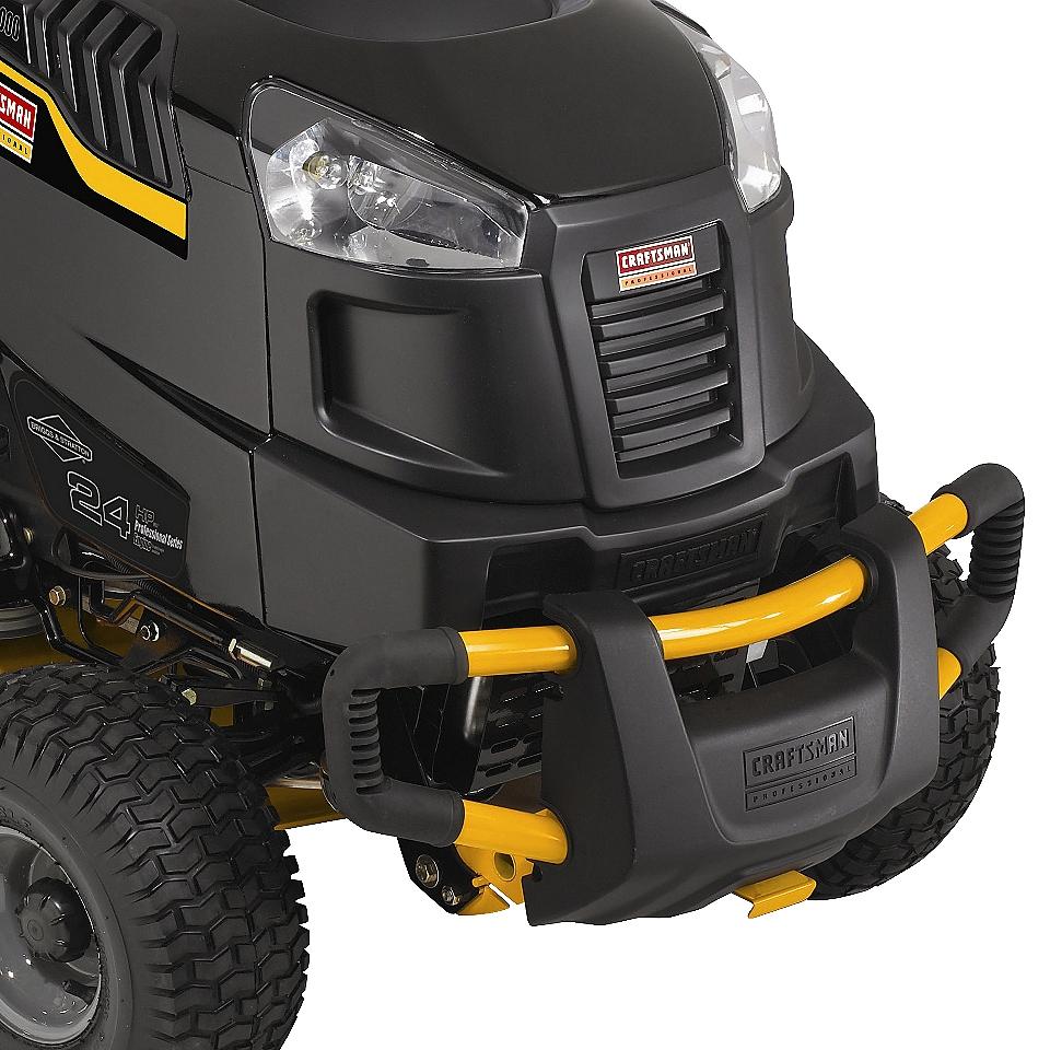 Guard craftsman lawn garden tractor attachments tractor bumpers for Craftsman garden tractor attachments