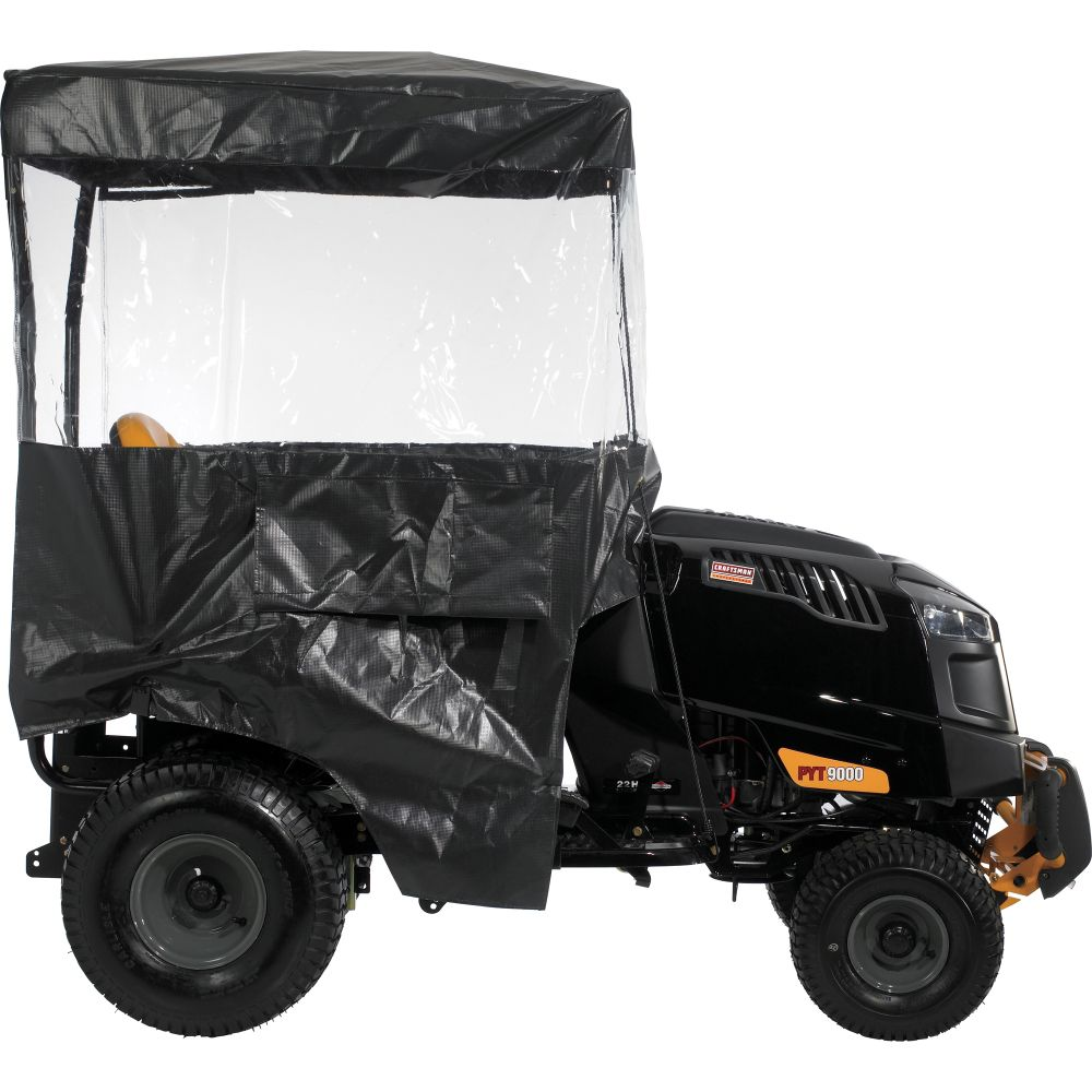 Snow Cab for Craftsman Tractors (Source 247)