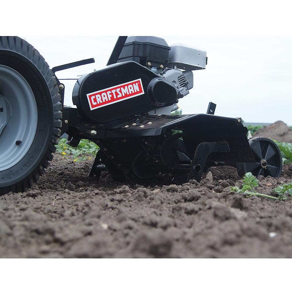 Universal Rear Tiller Craftsman Lawn Garden Tractor