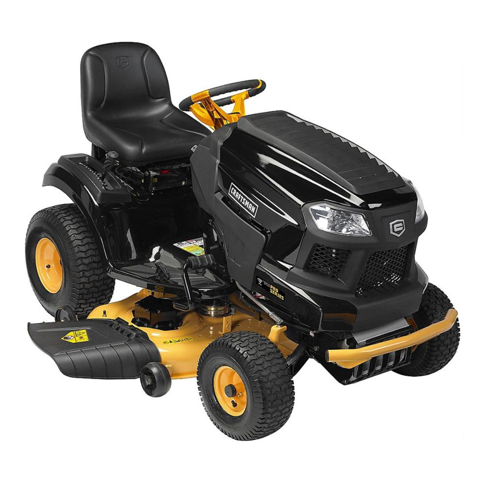 Craftsman Pro Riding Mower with Turn Tight Extreme