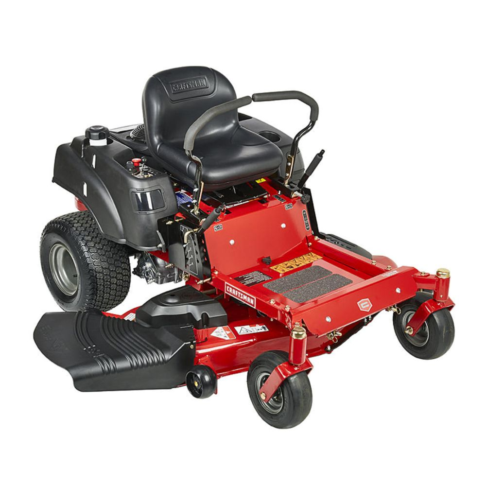 Craftsman 23 HP V-Twin Reinforced Deck Zero Turn  Riding Mower