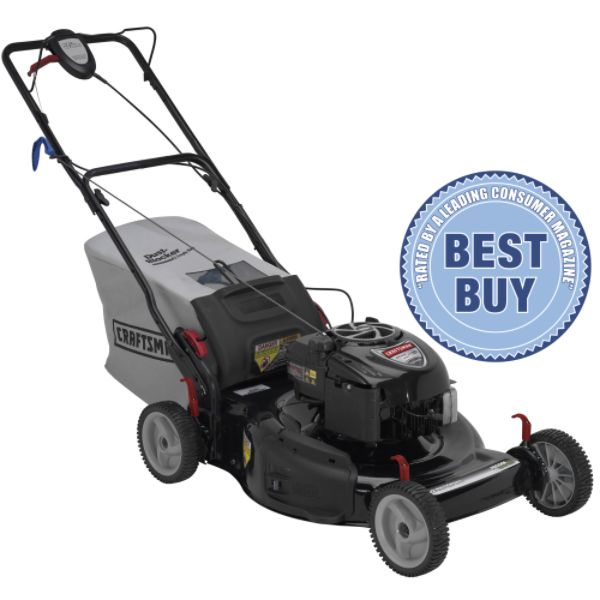 Craftsman Platinum 190cc 22 inch Briggs & Stratton Propelled Lawn Mower