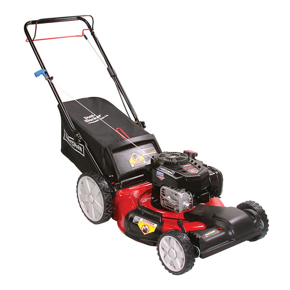 Craftsman 163cc High Wheel Self-Propelled Mower Side Discharge