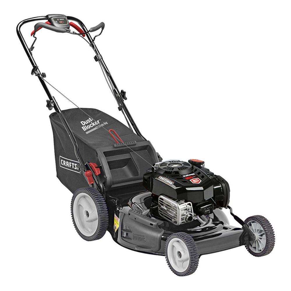 Craftsman 163cc Rear Wheel Drive 3-in-1 Lawn Mower