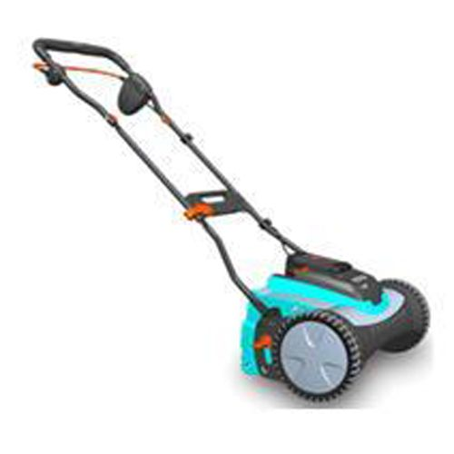 25 Volt Lithium Battery Powered Reel Mower