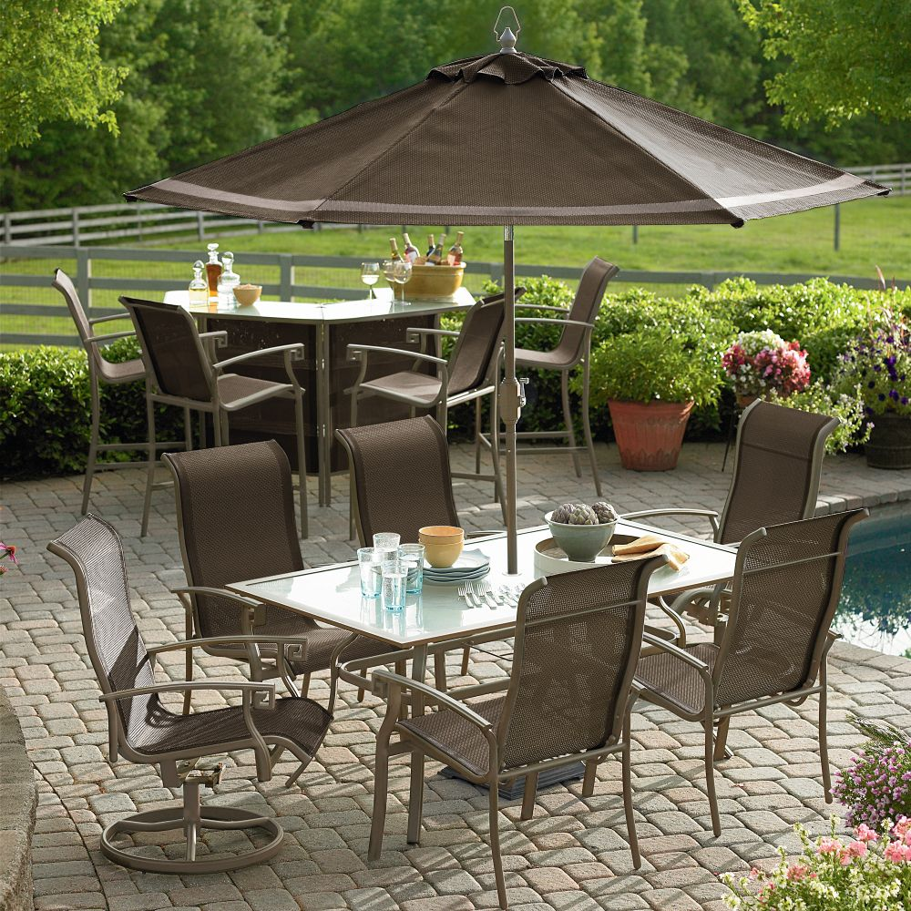 nice patio furniture on garden oasis alexandria piece patio dining nice patio furniture alexandria balcony set high quality patio furniture