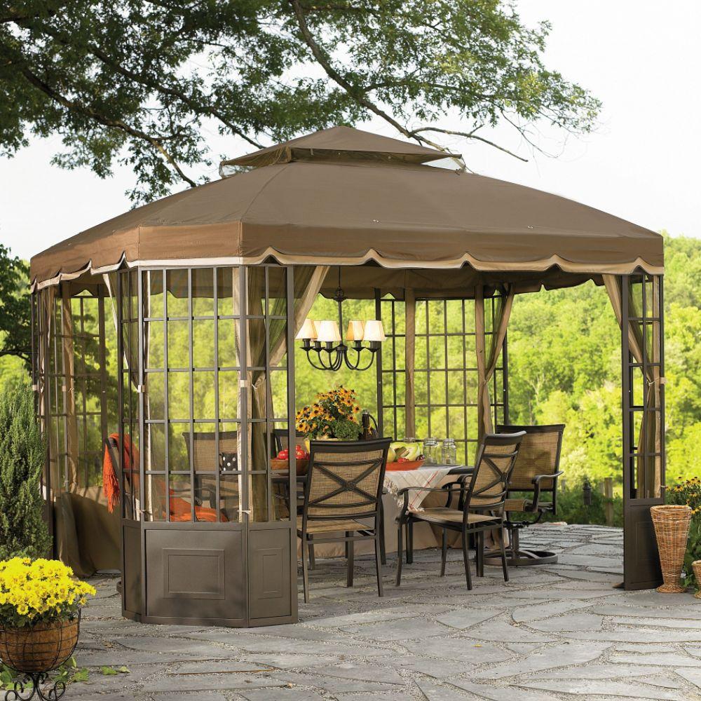Garden Gazebo Canopy - Pop Up Gazebos | Patio Covers
