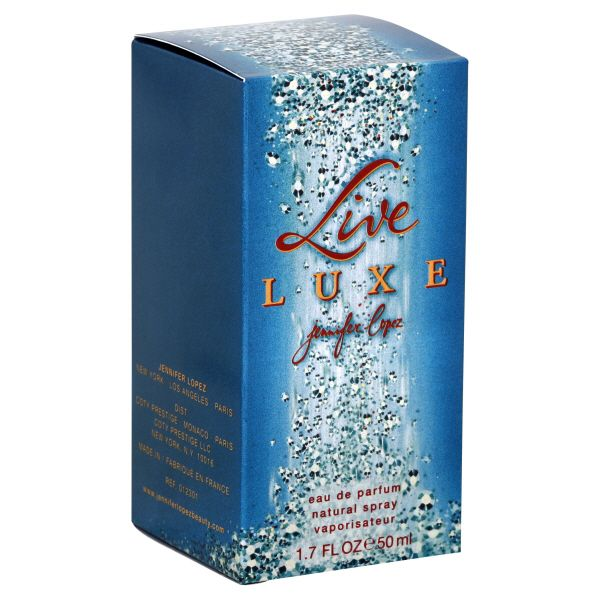 Live Luxe Eau de Parfum Natural Spray, 1.7 fl
