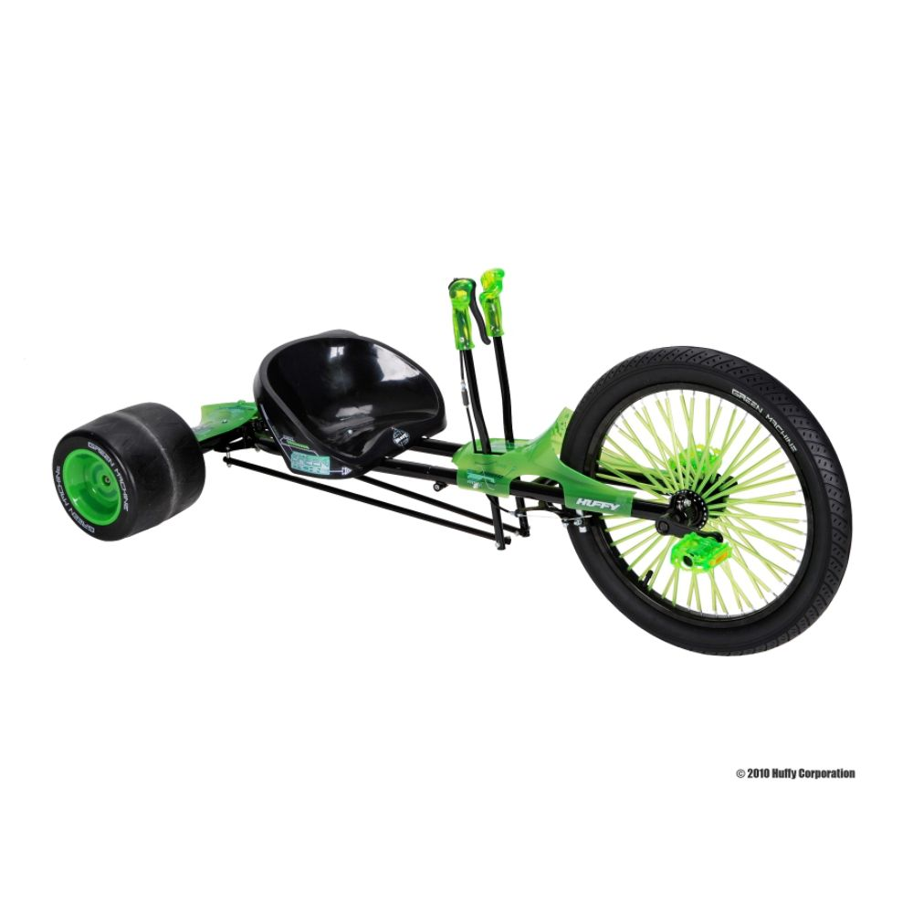 green machine parts