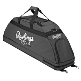 Rawlings Enforcer Baseball/Softball Player Bag - Black