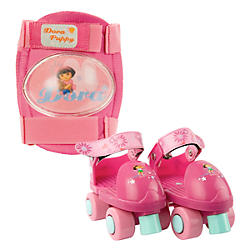 Dora Puppy Jr Skate Combo Pack
