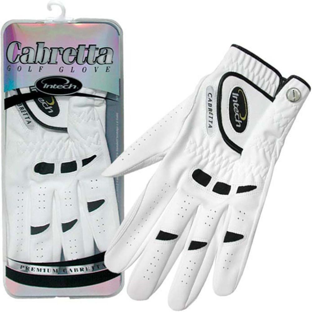 Intech Cabretta Glove Ladies LH