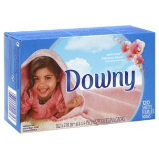 Downy  Fabric Softener Sheets, April