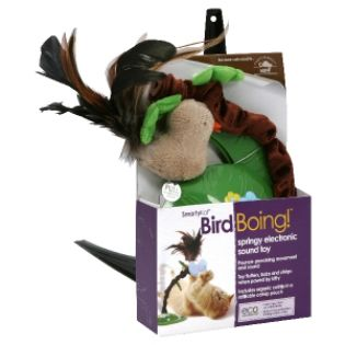 SmartyKat  Springy Electronic Sound Toy,