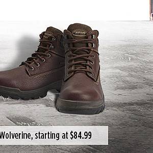 Wolverine Starting at $84.99