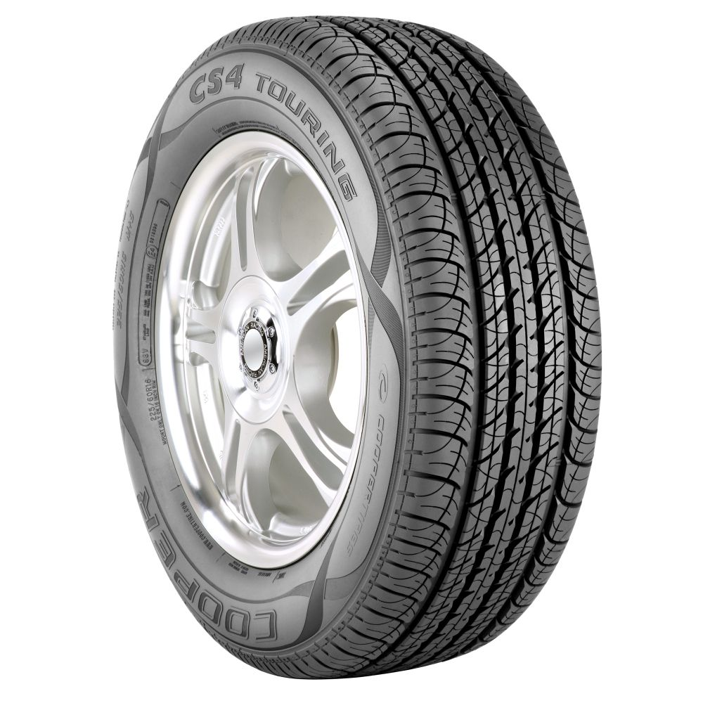 Cooper CS4 Touring - 235/65R17 104T BW - All Season Tire