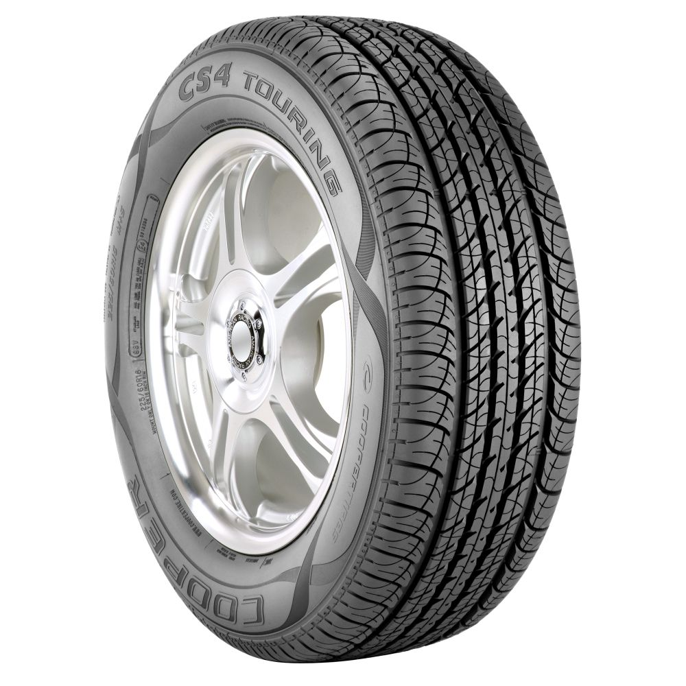 Cooper CS4 Touring - 235/60R16 100V BW - All Season Tire