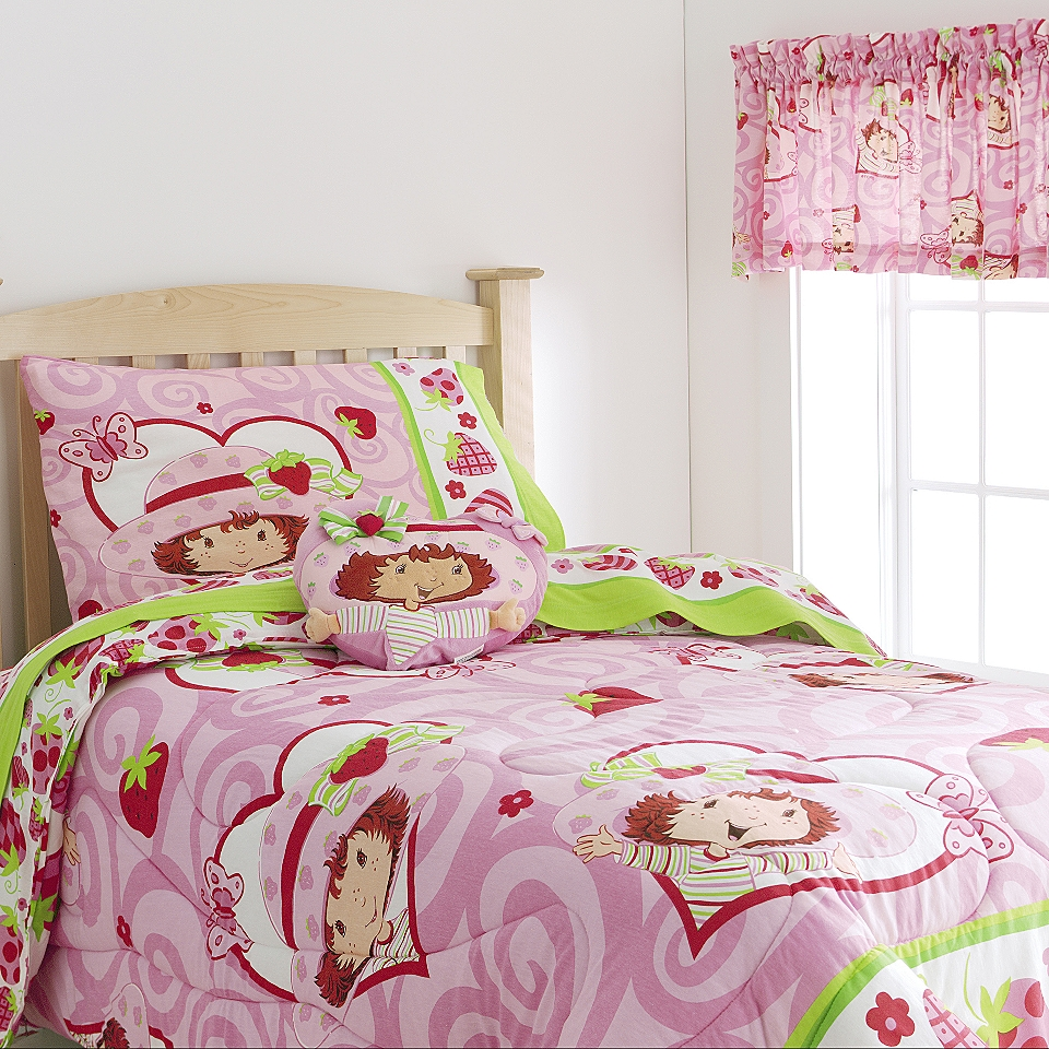 Strawberry Shortcake Twin Comforter Bed Bath Kids