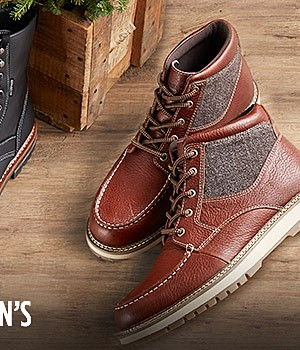Be prepared for any occasion with the latest shoes from Sears