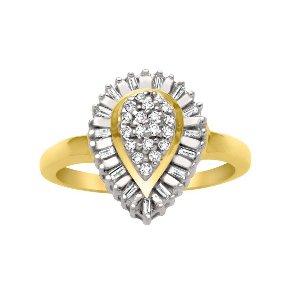 diamond rings for women. Women#39;s 1/4 cttw Diamond