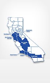 Select California Gas Markets