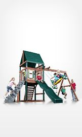 Outdoor Playsets & Accessories