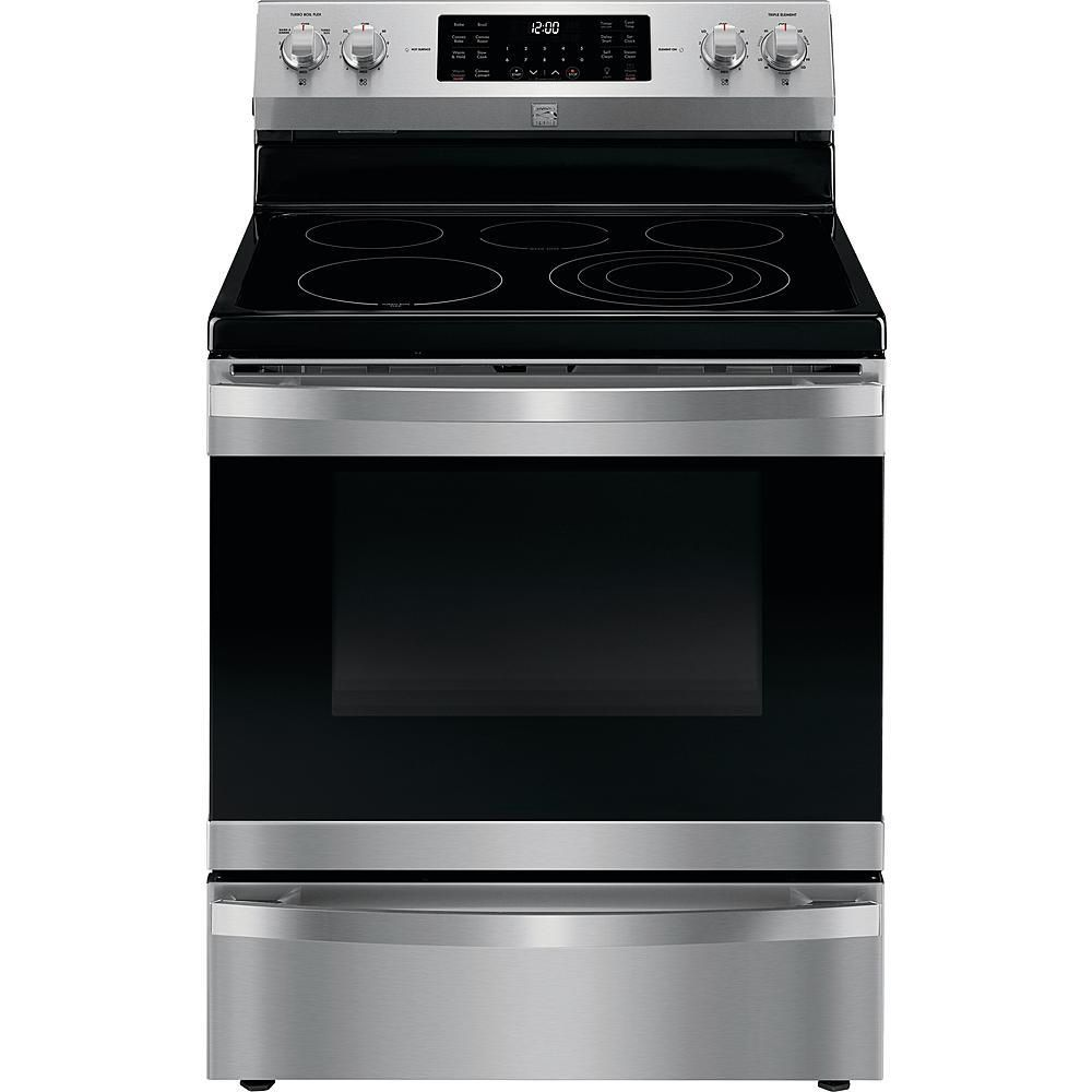 Kenmore Elite 92653 6.1 cu. ft. Electric Range with True Convection - Stainless Steel