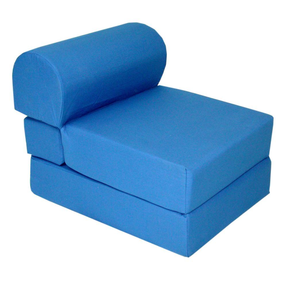 Elite Juvenile Studio Chair Sleeper Junior Twin 24in Mattress Elite