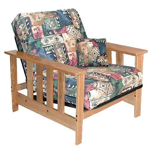 Elite Mead Junior Twin Chair Frame Medium Oak ELITE PRODUCTS