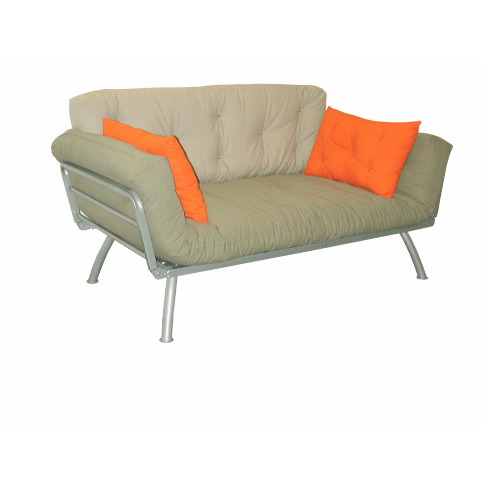 Elite Mali Flex Futon Combo with Kelp Stone and Tang Cushions ELITE PRODUCTS