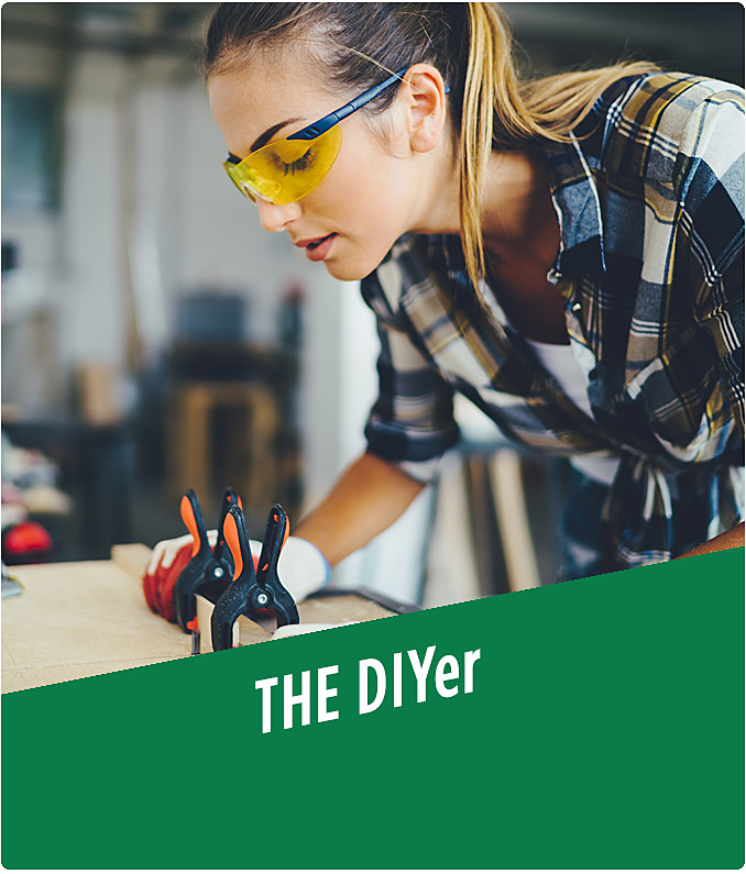 The DIYer